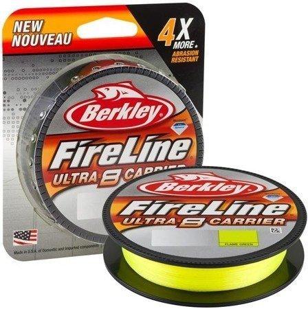 Berkley Plecionka Fireline Ultra 8 150m 0.10 Fl Green