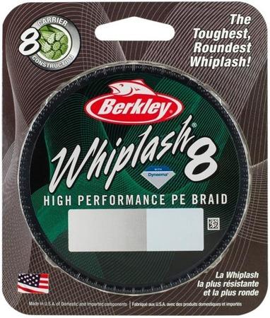 Berkley Plecionka Whiplash 8 150m 0.10 Crystal