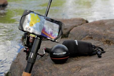 Deeper Smart Sonar Pro+ Bezprzewodowa Echosonda z GPS