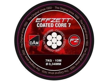 Effzett Material Przyponowy Coated Core7 20kg / 10m