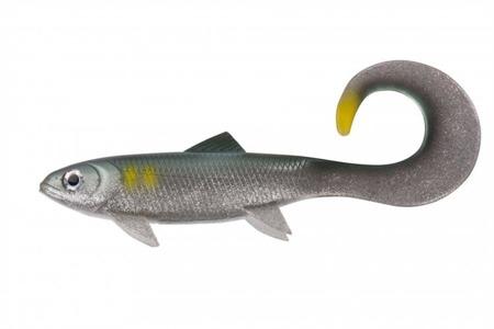 Effzett Pike Seducer Curltail Loose Body 18cm 50g - Ayu