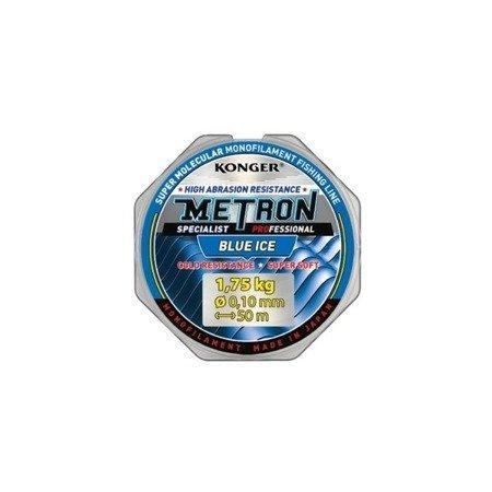 Konger Żyłka Metron Specialist Pro Blue Ice 0.08/50