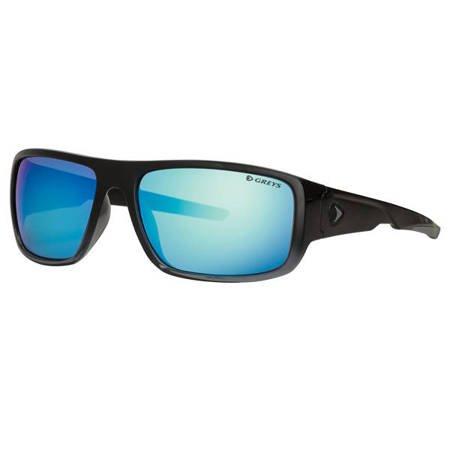 Okulary Przeciwsłoneczne Greys G2 Kolor  (Gloss Black Fade/Blue Mirror)