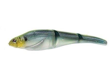 Przynęta Sebile Magic Swimmer Soft 10,5cm Green Back Ghost 4 Szt.