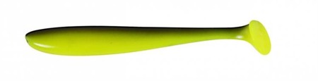Ripper Effzett Greedy Shad 8cm Black Lemon 10szt