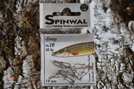 Spinwal Agrafka 10 - 20 kg 10szt