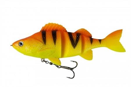 Swimbait Effzett Natural Perch 22cm 135g - Orange Perch