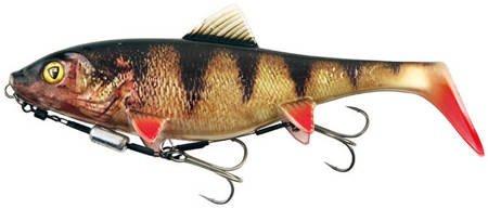 Swimbait Fox Rage Replicant 18cm SHALLOW 65g  Super Natural Perch