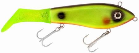 Wobler Abu Garcia McHybrid Small 15,5 cm 68g Lysror