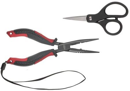 Zestaw Narzędzi Wędkarskich Berkley Szczypce + Nożyczki